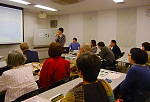 JCF-Teamめとば石川さんの発表