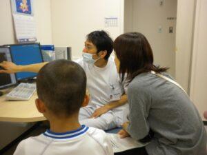 福島の放射の被害への医療支援